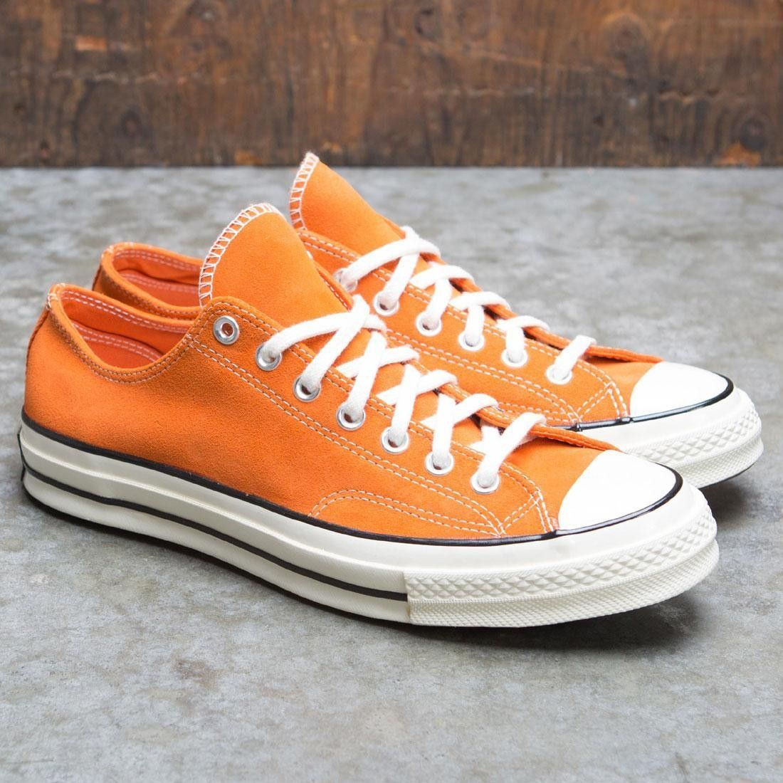 Converse Men Suede Chuck 70 Ox (orange