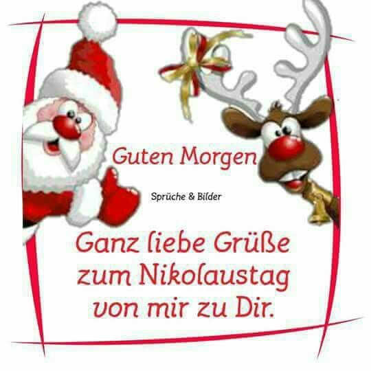 Nikolaustag #heiligabendspruch