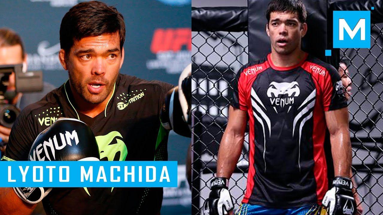 Lyoto Machida Strength Training & Conditioning Workouts   Muscle Madness
