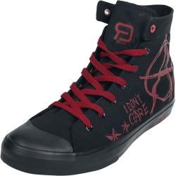 Photo of Red by Emp Walk The Line Sneaker high Red by Emp
