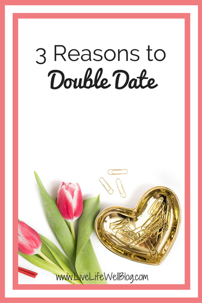 what is the advantage of double dating