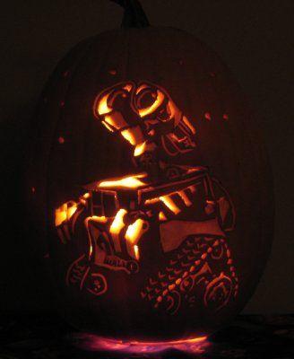 wall-e pumpkin template  Wall-E on a pumpkin! 🙂 in 7 | Wall e, Pumpkin, Pumpkin ...