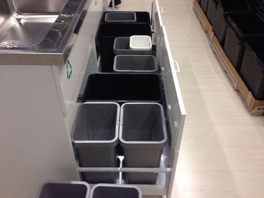 IKEAu0027s AKURUM Vs. SEKTION Cabinets: Whatu0027s The Difference? Kitchen ...