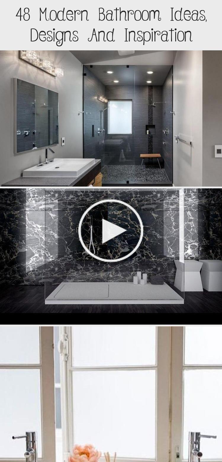 20 Moderne Badezimmer Ideen, Entwürfe und Inspiration ...