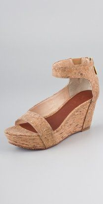 004c4d081e9 ShopStyle  Matt Bernson Charlie Wedge Sandals