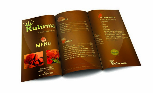 ResturantBrochureTemplate  Menu Ideas    Restaurant