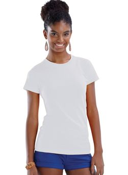 Ladies Fitted T-Shirts | Tops & T-shirts | Pinterest