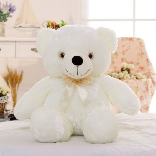Plush & Soft Night Luminous Teddy Bear