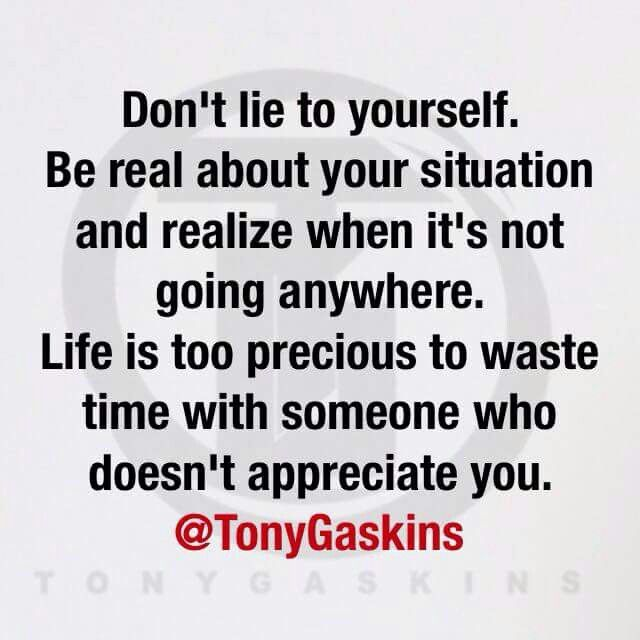 Unappreciated Quotes Love: Being Mistreated And Unappreciated Isn't Love, Let It Go