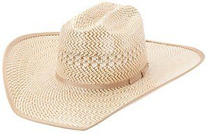 9b78c72ff79fc American Hat® Tri-Colored Shantung Cowboy Hat. Size 7 1 8 with the Quarter  Horse Crease. Order from WesTrends- send photo of other hat for them to  shape ...