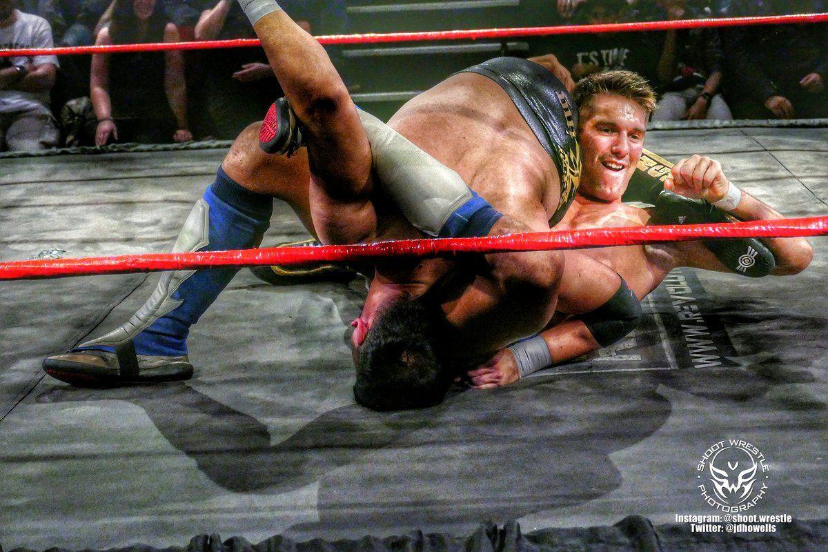 Zack Sabre Jr. vs. RJ Singh Pro wrestling, Wrestling