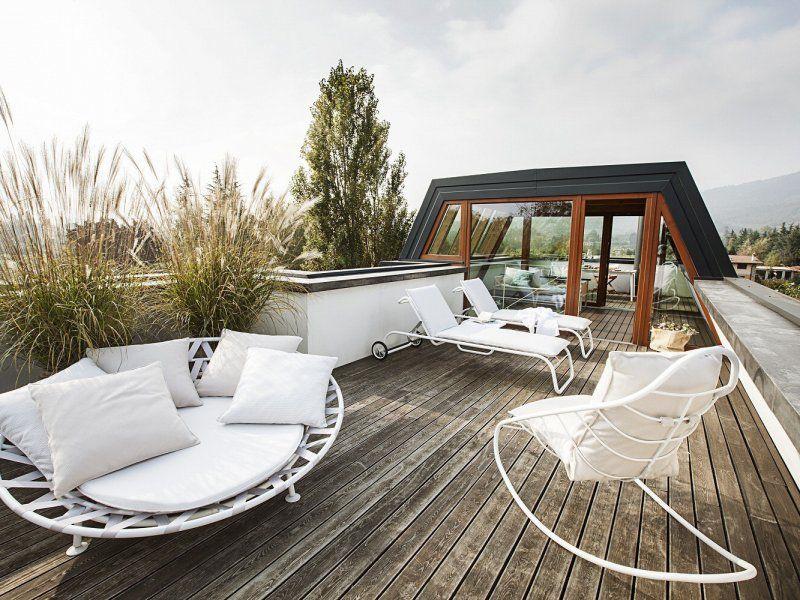 Come arredare balconi, terrazze e giardini cittadini