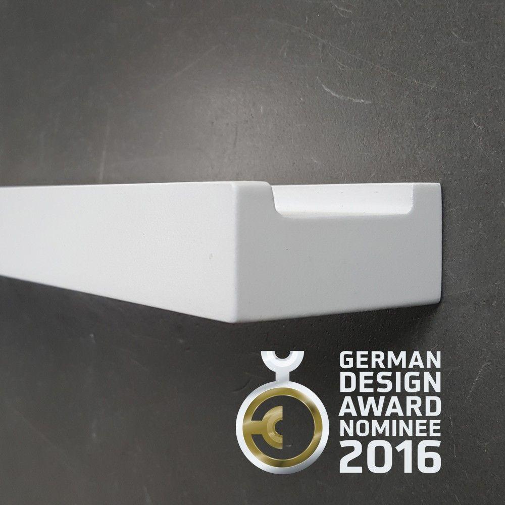 Stilfabrik Bilderleiste 6028 weiß zur stilvollen Präsentation von ...