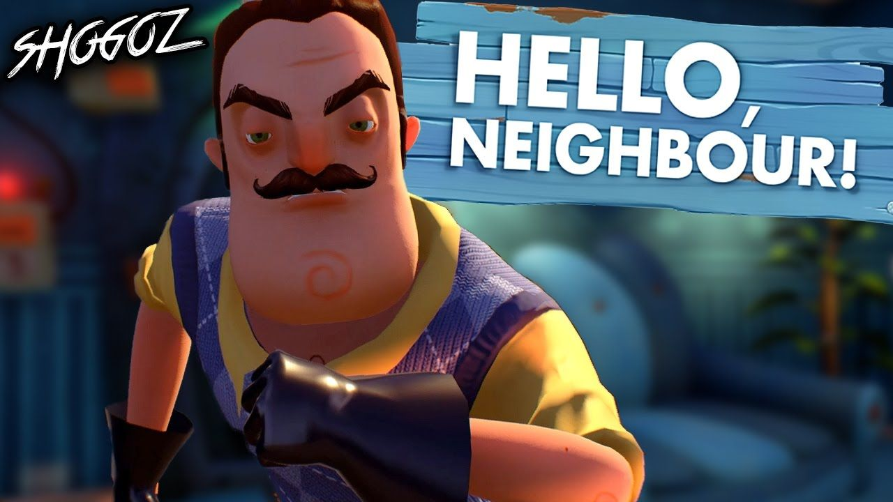 Hello Neighbor Pre Alpha 2 gameplay | gaming | Hello