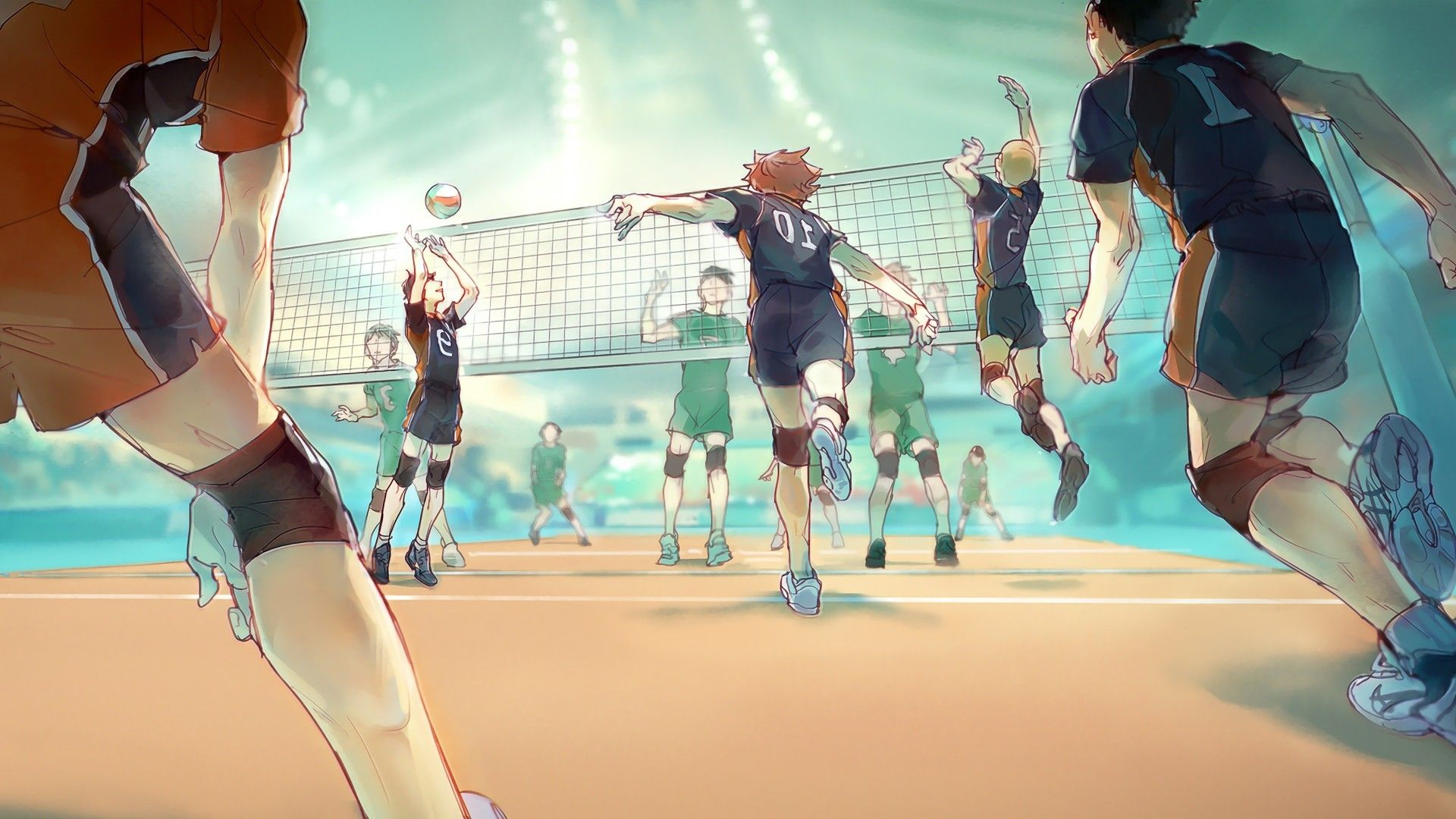 1920x1080 1920x1080 Haikyuu Wallpaper 1920x1080 For Macbook Haikyuu Wallpaper Haikyuu Anime Wallpaper Pc Anime