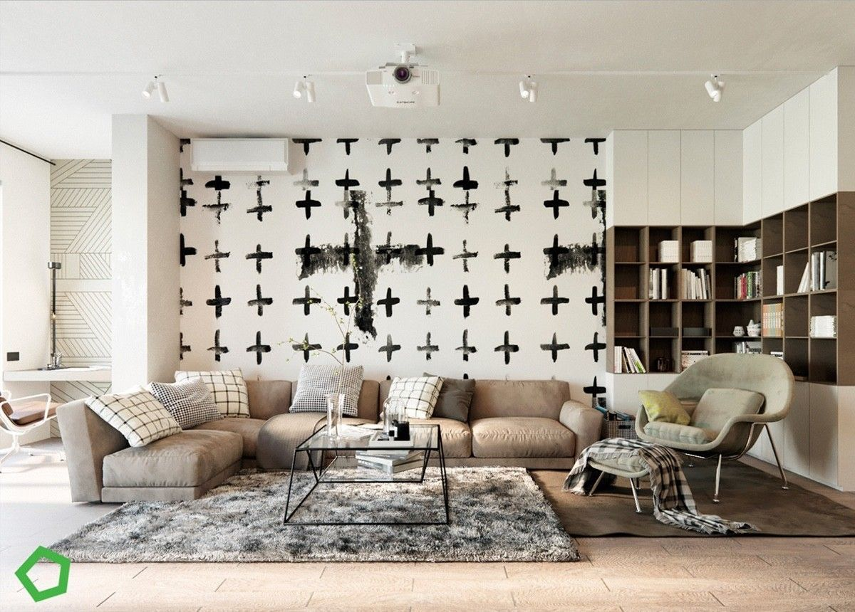 39+ Accent Wall Ideas Give You Inspiration Try it At House | Wall ...