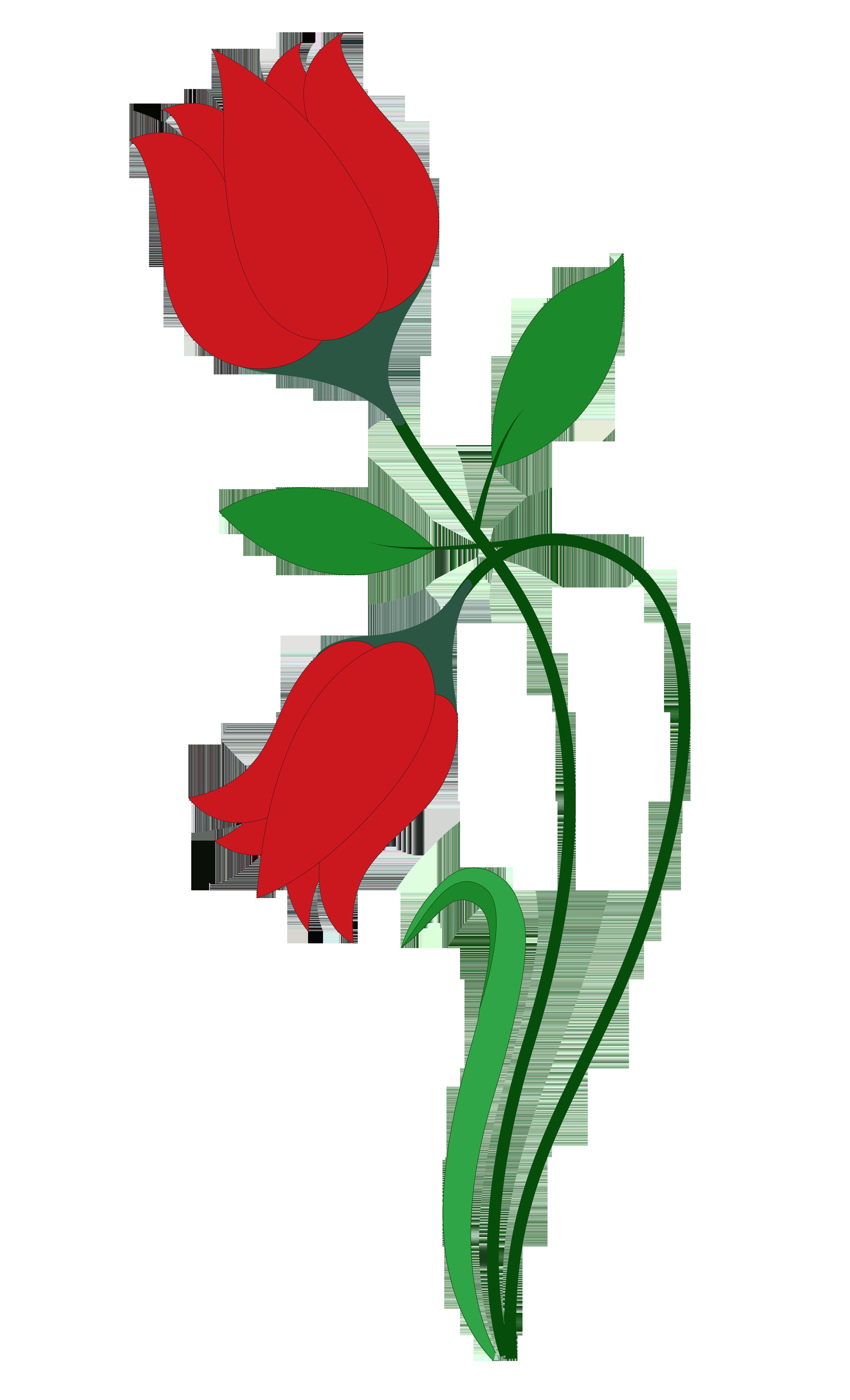 Rose Flower Vector PNG Image Flower png images, Rose