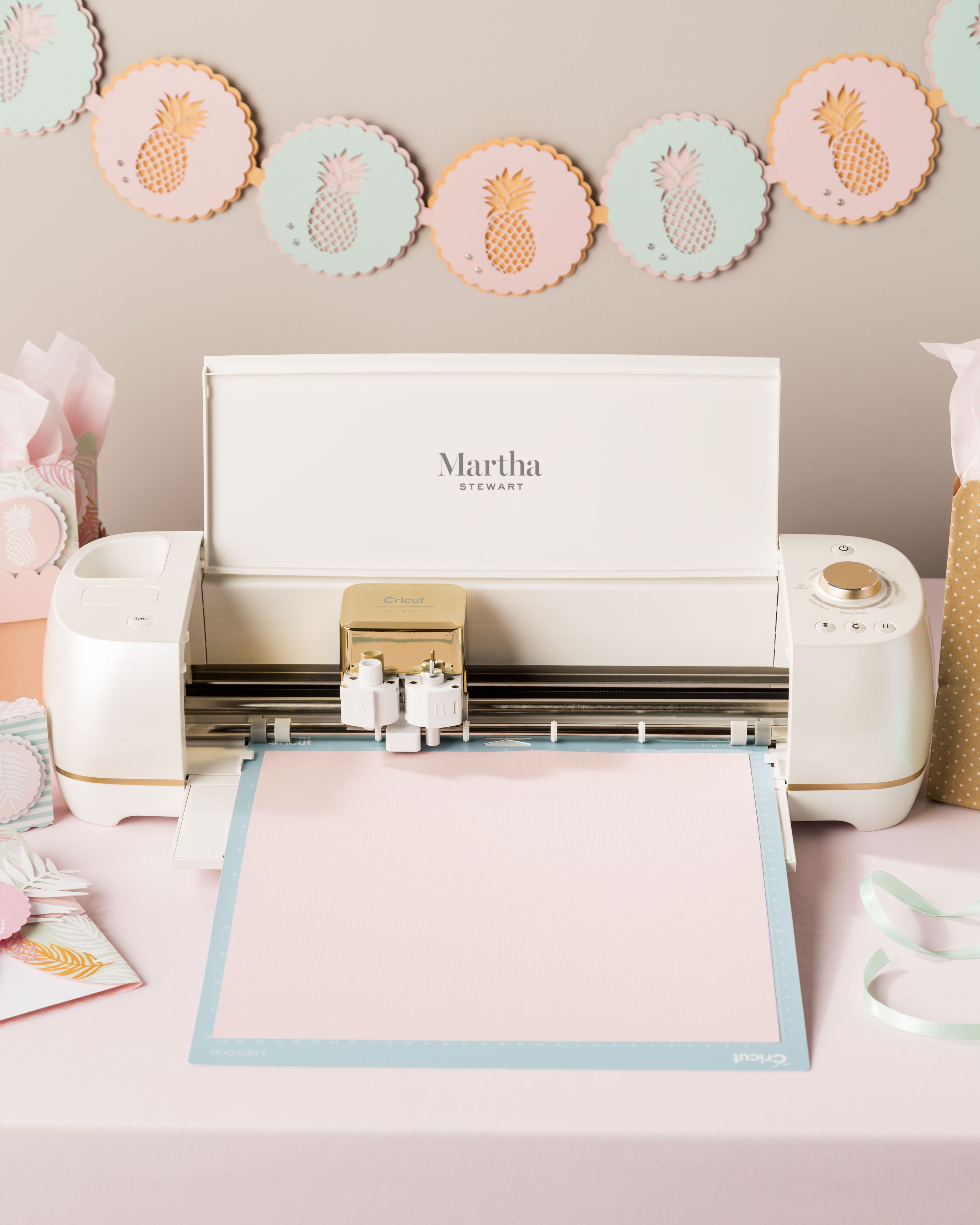 Martha Has Teamed Up With Cricut To Bring You The Martha Stewart Special Edition Cricut Explore Air 2 Machine Bundle Al Martha Crafts Crafts Diy Resin Crafts