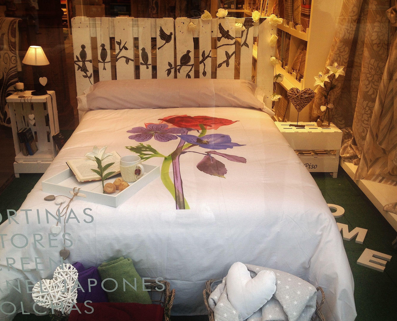 Bedroom. Palés. Santander (Spain)