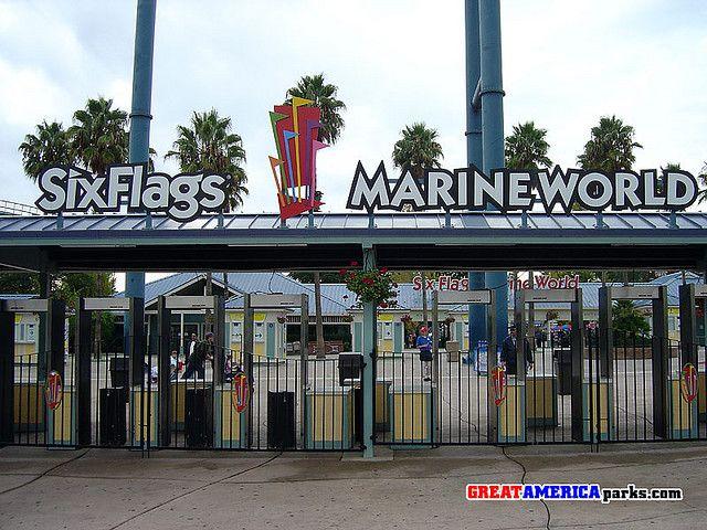 Security Entrance Vallejo California Wine Country California California Travel