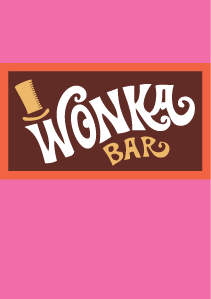 photo about Printable Wonka Bar Wrapper identify Wonka Bar Wrappers Cost-free Template Wonka bar wrapper