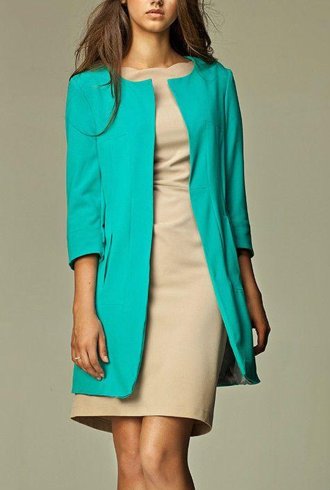fba34abdca364 Veste longue habillée pour femme - Idéesvêtement femme