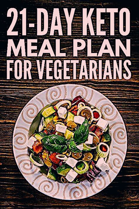Simple 21Day Vegetarian Keto Meal Plan for Weight Loss  New to the ketogenic diet Need