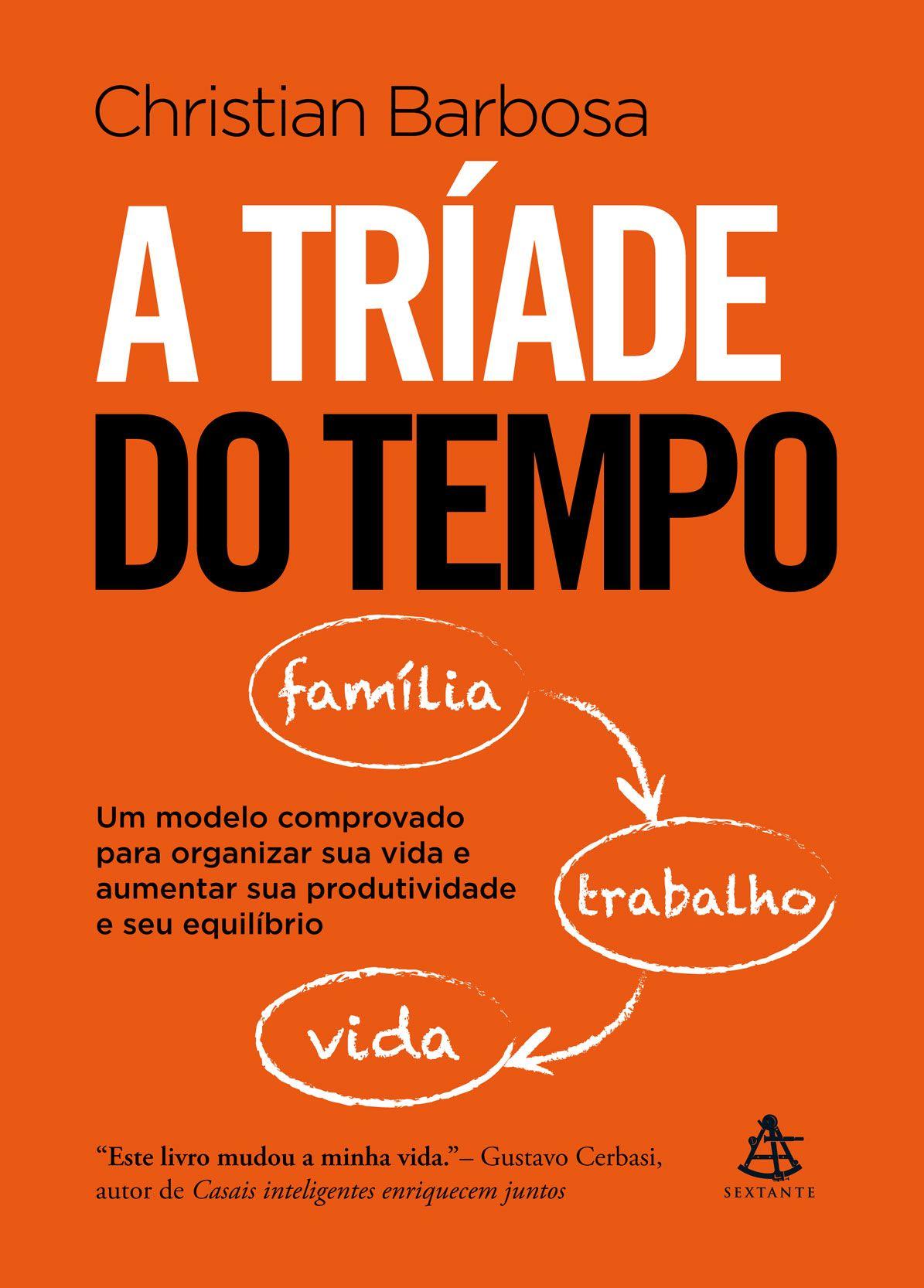 A Triade Do Tempo Christian Barbosa Livros Triade Do Tempo