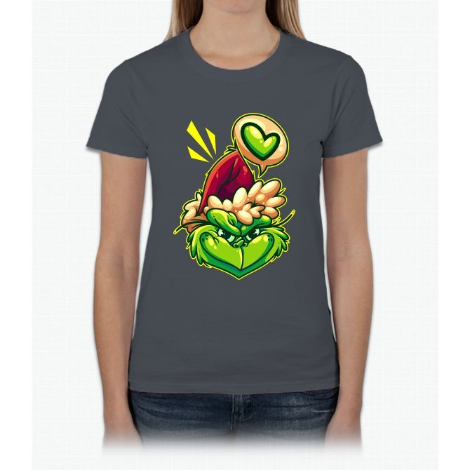Green Humbug Womens T-Shirt