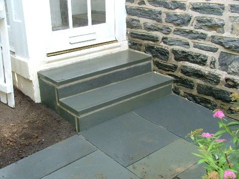 Best Ipe Deck Stone Steps Google Search Stepping Stones 400 x 300