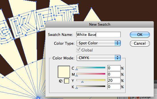 creating a new spot color swatch screen printing designs diy pantone 675 enamel pin