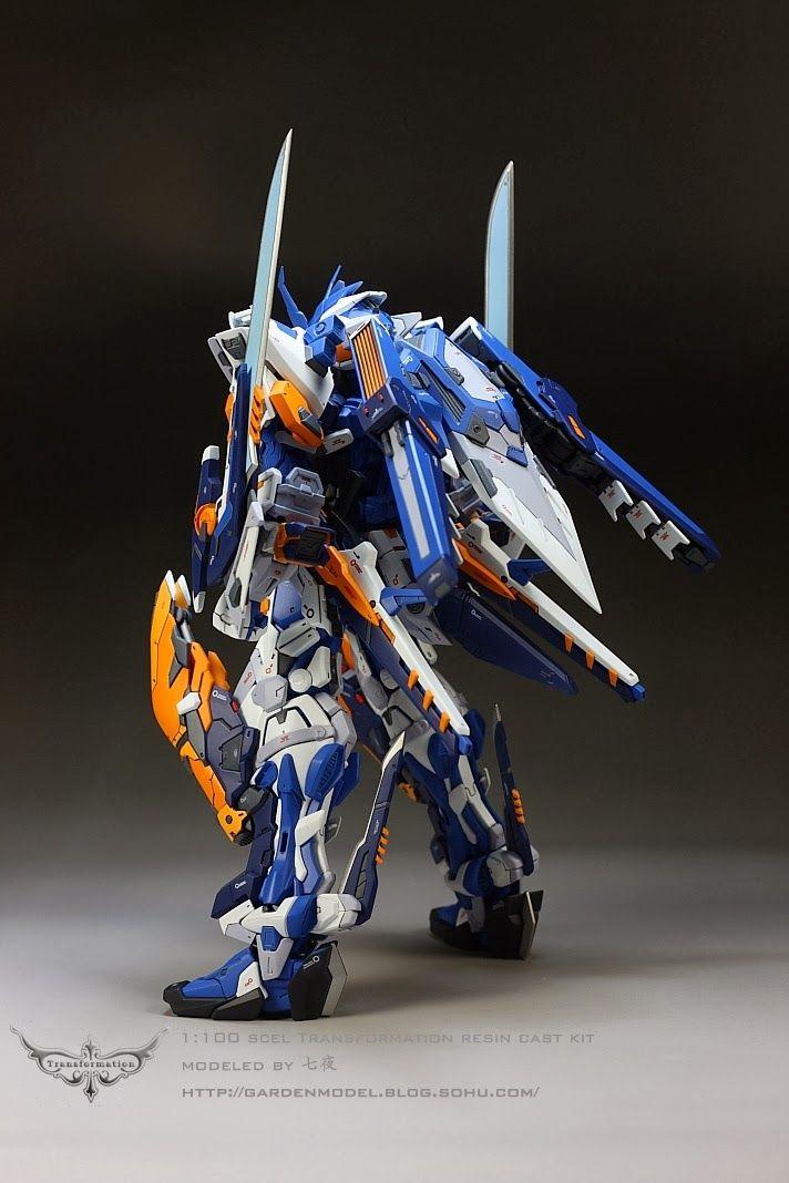 mg 1 100 gundam astray blue frame third resin conversion custom build gundam kits collection news and reviews アストレイ コンセプトアート ガンダム
