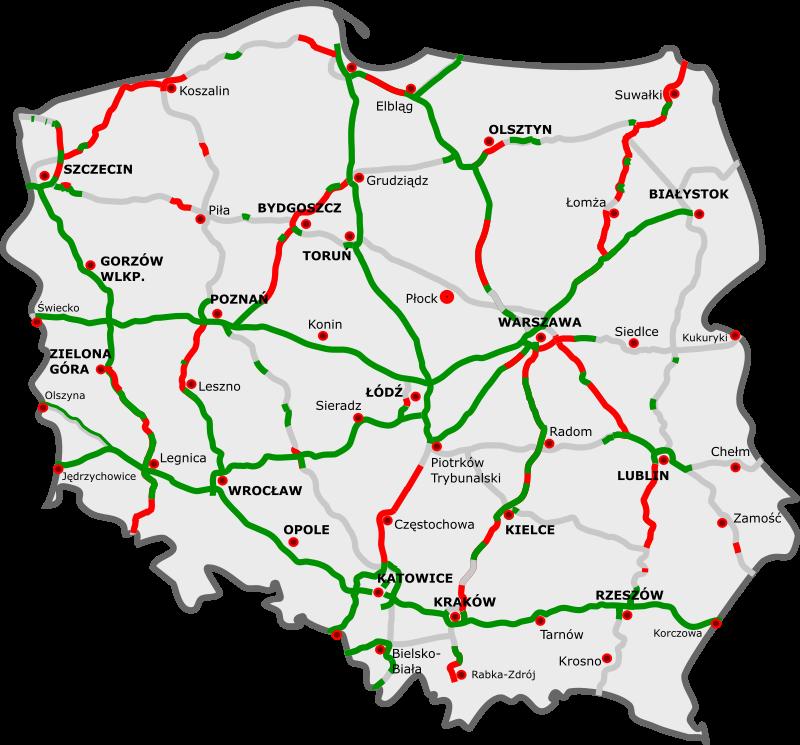 NowaMapaStan Polska Wikipedia, wolna encyklopedia