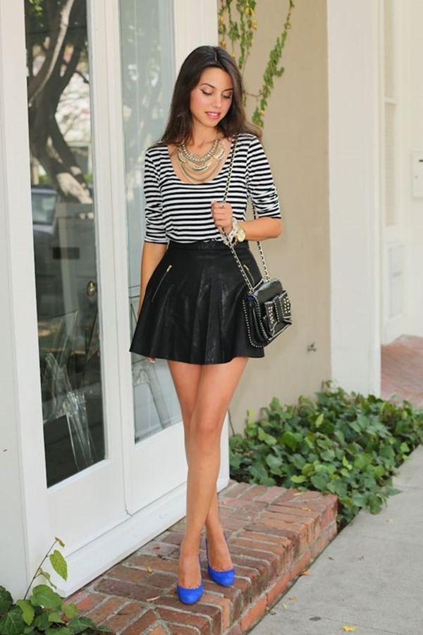 Short Skirt Girls: 42 Alluring Pictures of Girls in Short Skirts ...
