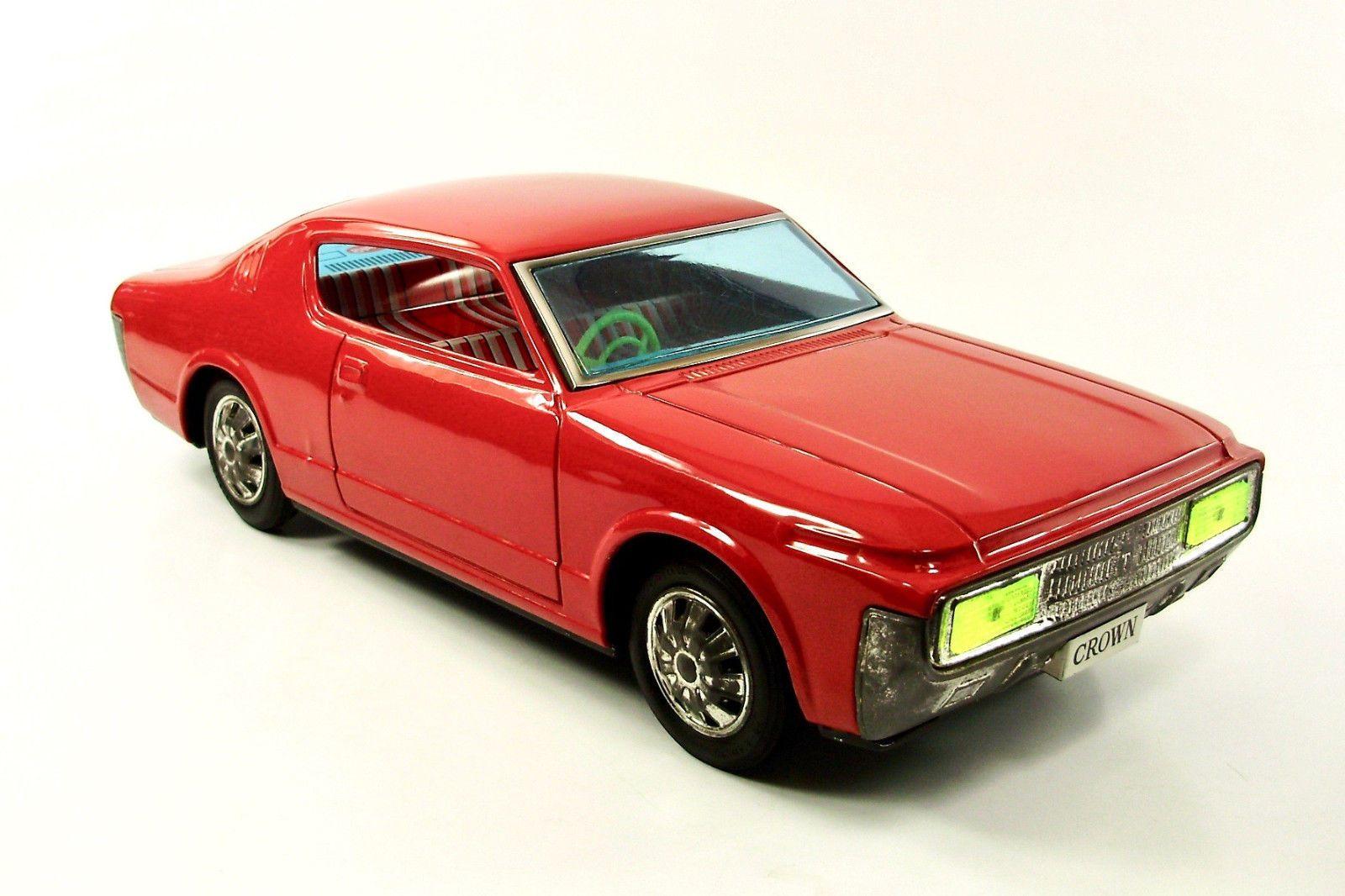 "1970 Toyota Crown SL Hardtop 14"" Japanese Tin Car with ..."