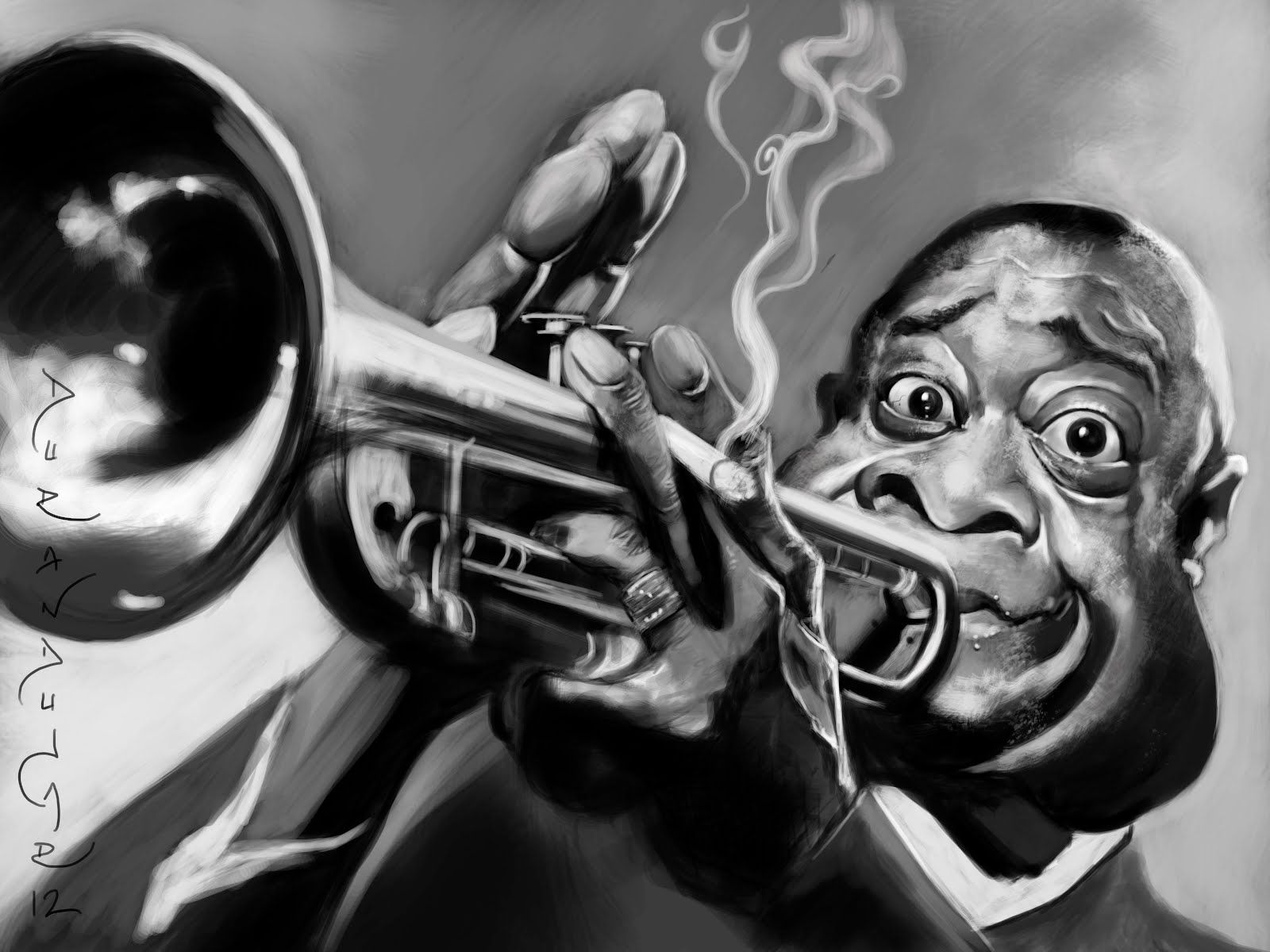 What A Wonderful World Louis Armstrong