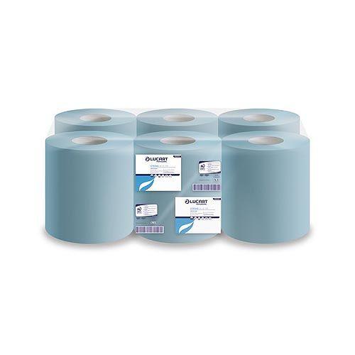 Asciugamani e Multiuso Lucart H 21 x Ø 20 cm - https://www.cancelleria-ufficio.eu/p/asciugamani-lucart-8/