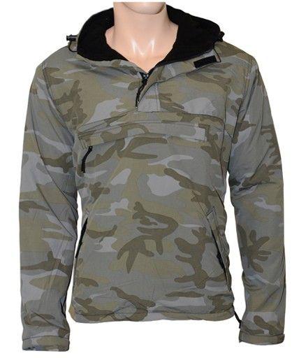 100081b5684a6 Night Camo Windbreaker by Surplus Raw | Camoflage Jacket ...