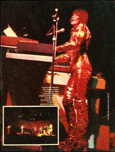 Rita Lee Female singers Brazilian Pop rock bands