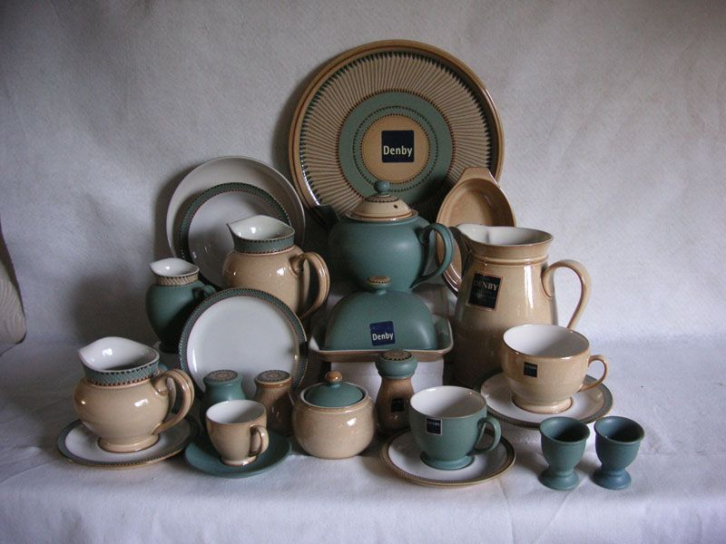 Luxor by Denby - Now to fit Egyptian color palette into French ...