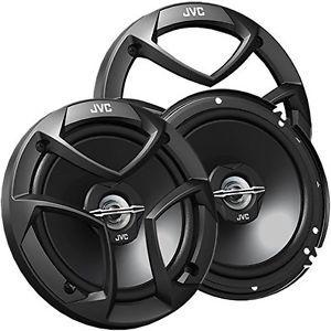 Jvc Cs J620 300w 6 5 Cs Series 2 Way Coaxial Car Door Speakers Set Of 2 Door Best Car Audio Speakers Car Audio Car Speakers