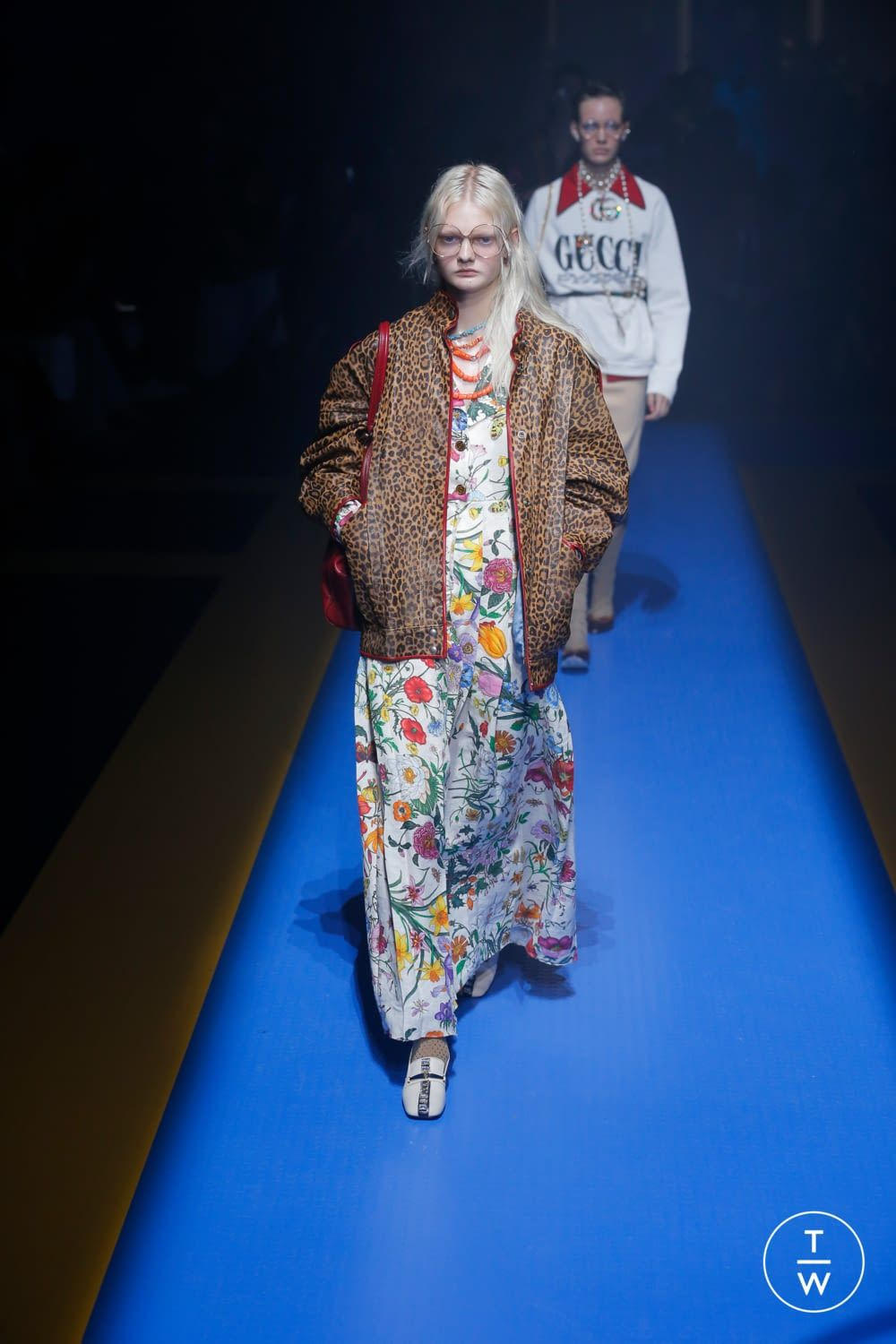 Gucci , Spring/Summer 2018 , Look 5