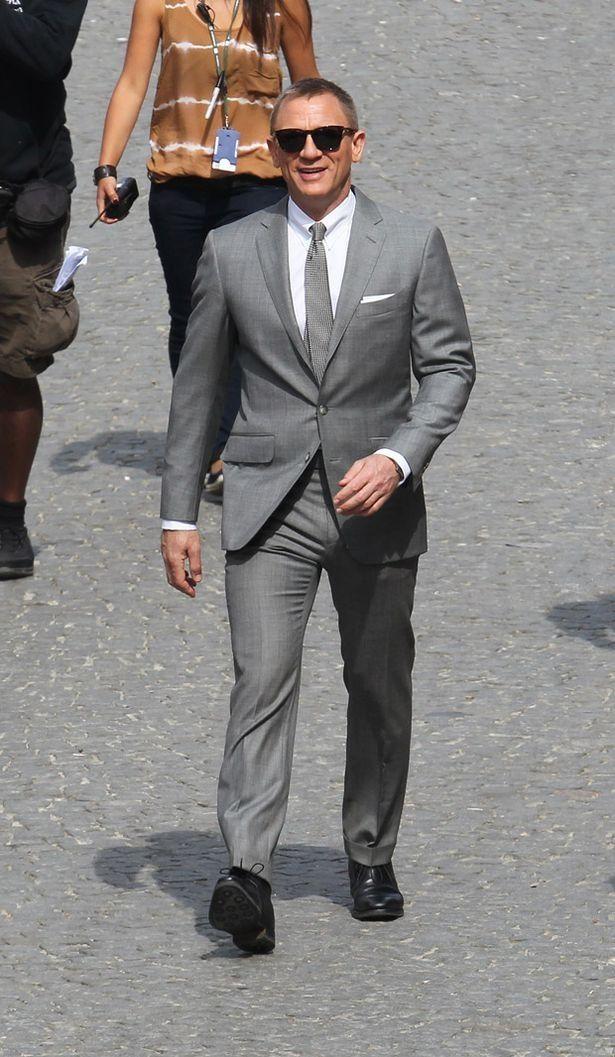 692d49de07e Tom ford 007 suit