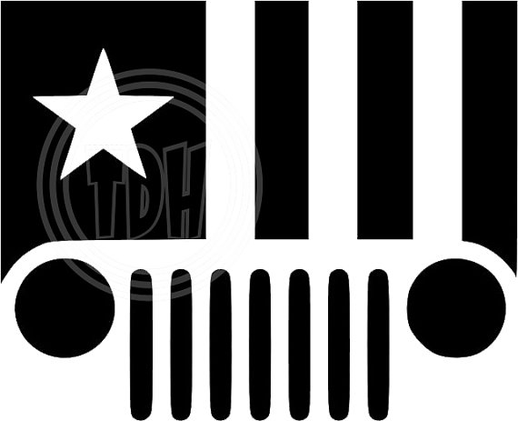 Download Digital Download Stars and Stripes SVG DXF EPS Silhouette ...