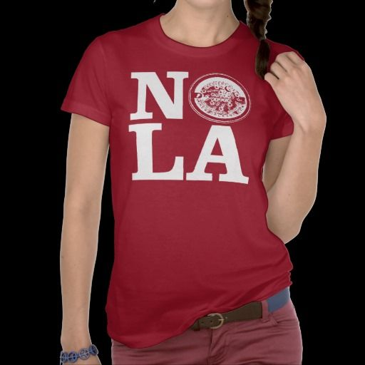 NOLA with Meter Cover Shirt
