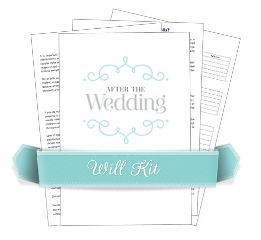 After The Wedding - Name Change Kit