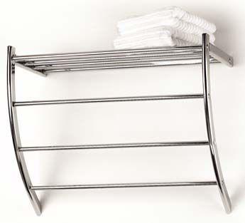 Arc Hotel Towel Rack | ArtistCraft.com