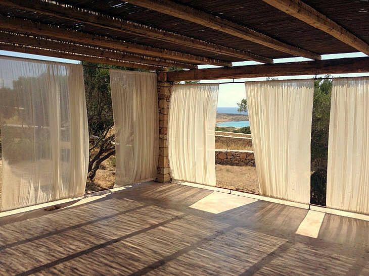 Outdoor Yoga Platform Design