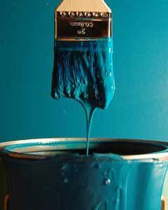 Vielleicht dieser Farbton??? Dark turquoise