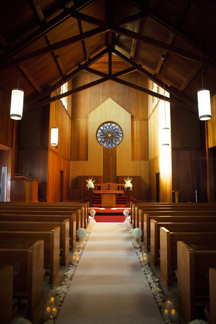 Chapel On Treasure Island San Francisco Wedding Church Ceremony Day